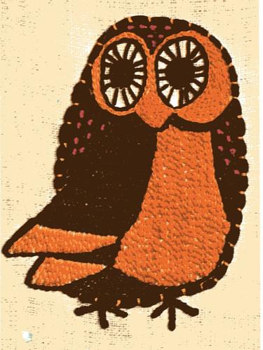 Lis Paludan owl