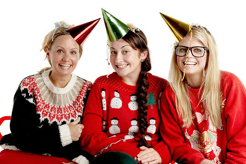 Save the Children's Christmas Jumper Day on 14th December 2012