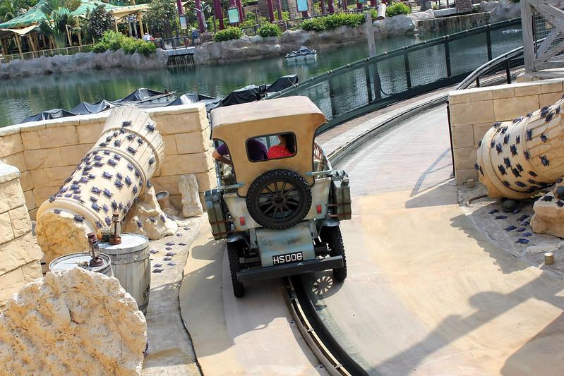 Universal Studios Singapore - Egypt