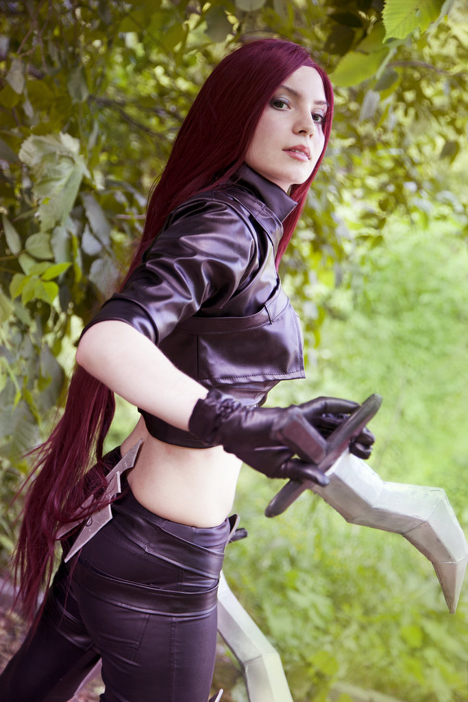 Exelentes cosplay de League Of Legends !!!