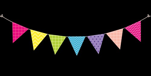 Bunting---Dots-and-Stripes---Rainbow---20