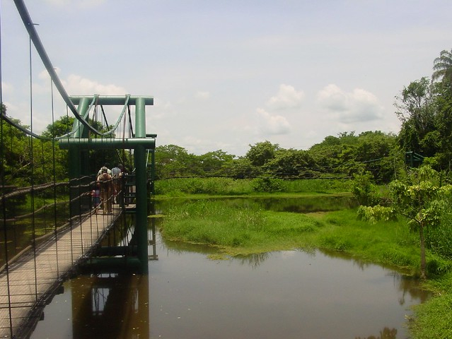 Tabasco, Parque Zoologico Yumka