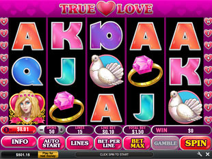 True Love Slot Machine