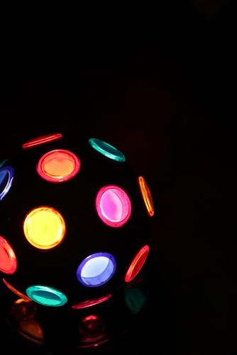LL12 fete disco ball