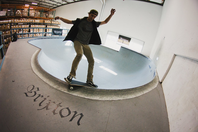 Taylor Forney @ Brixton HQ