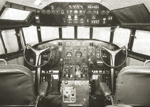 Boeing 307 Stratoliner pilots