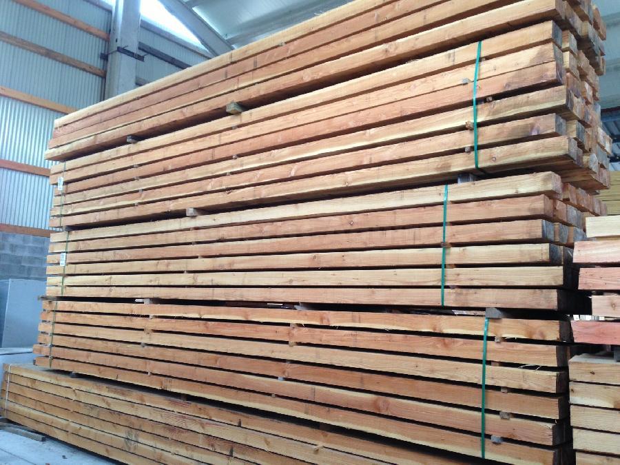 Maderas aguirre estructuras vigas macizas viga de - Vigas madera precios ...