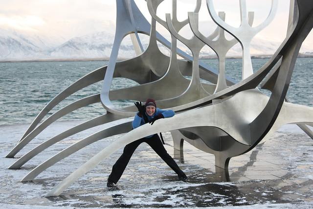 Ég og Sólfarið