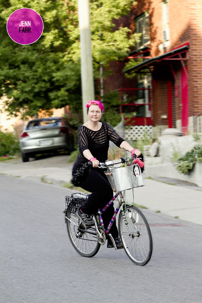 Jenn Farr - Ottawa Velo Vogue