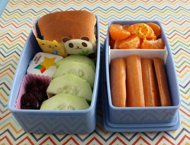 Preschooler Bento #363