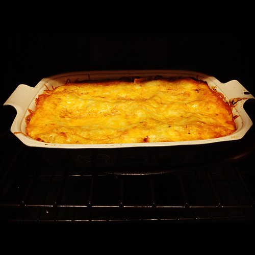 Turkey enchiladas, we have made them EVERY Sunday after Thanksgiving day!
