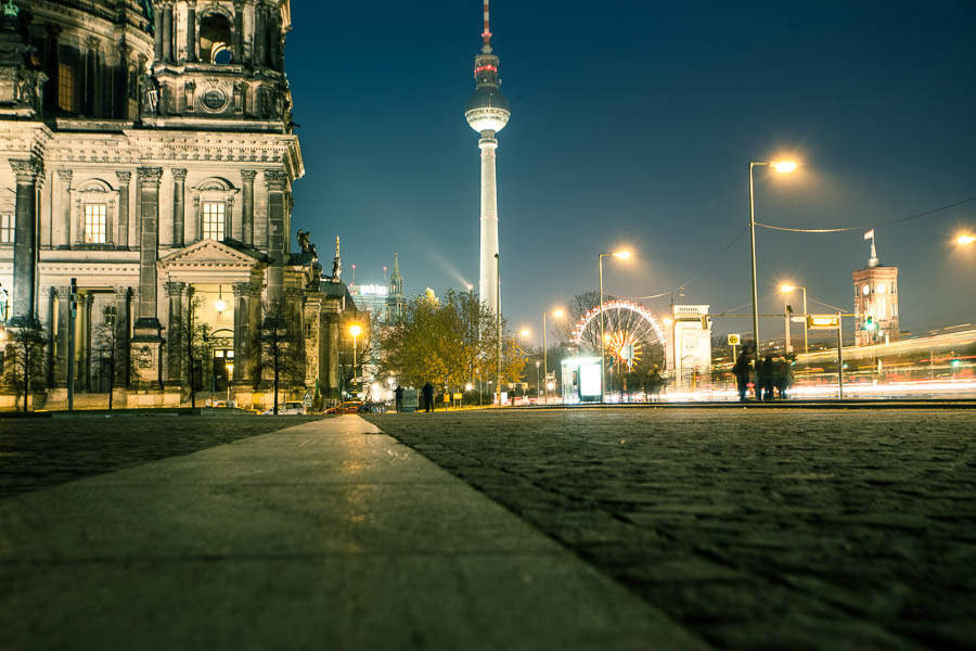 Night in Berlin #03