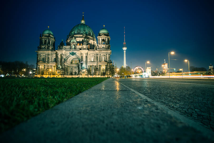 Night in Berlin #01