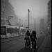 the fog | Bremen by Thorsten Holland