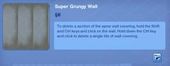 Super Grungy Wall