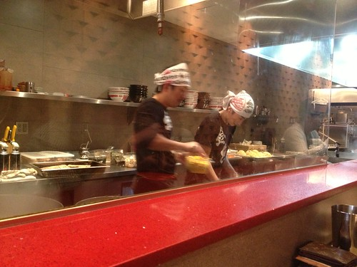Kinton Ramen the Kitchen