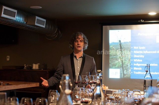 Wines of Portugal Seminar/Iain Philip
