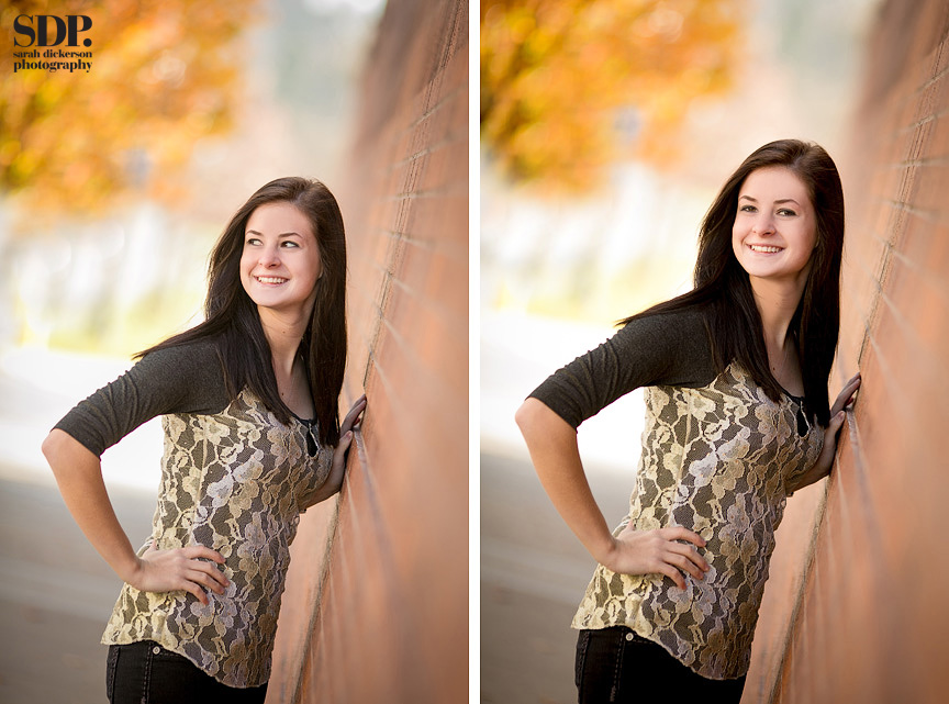 Liberty Missouri senior photography