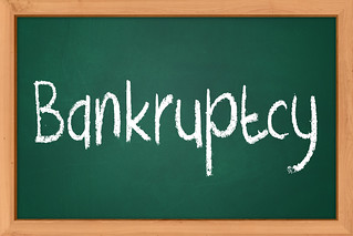 Does your business need to file for bankruptcy?