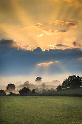 france soleil patrick ciel jura lumiere nuage paysage leverdesoleil zaugg patrickzaugg