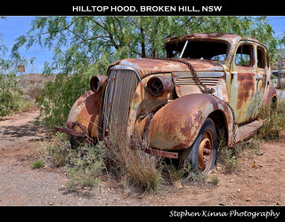 Hilltop Hood, Broken Hill, NSW