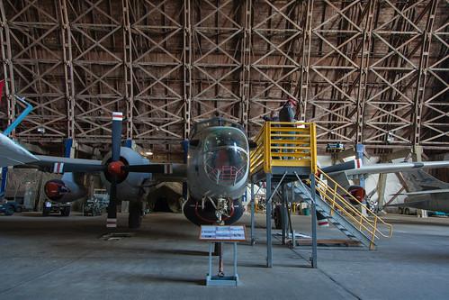 135 Tillamook Air Museum in Tillamook, Oregon