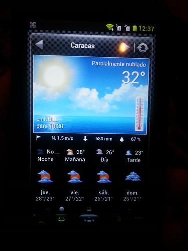 Smartphone @Siragon en exclusiva pata @concafe