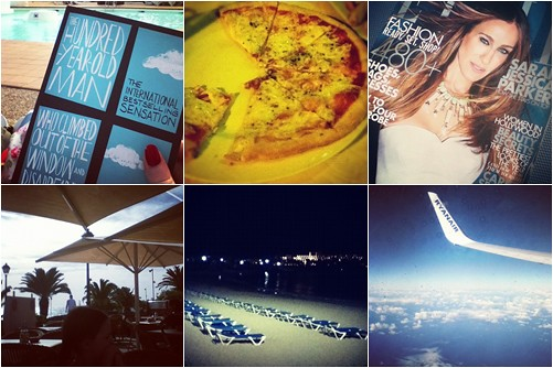 Instagram holiday