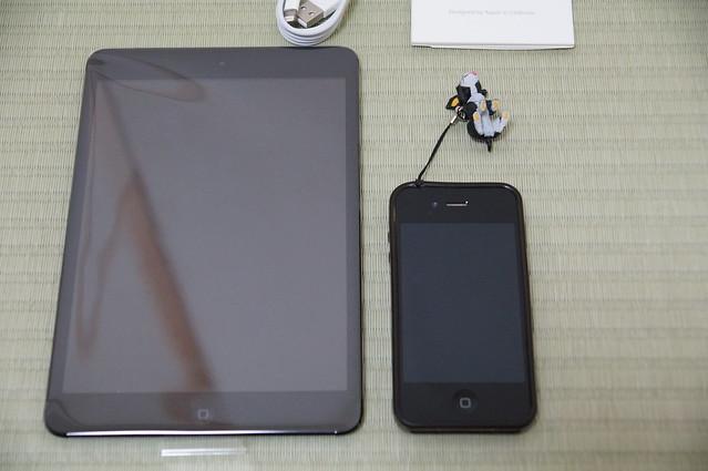iPadサイズ比較