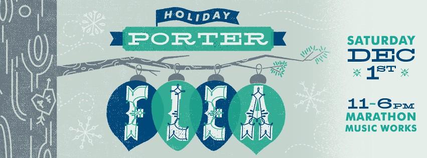 holiday porter flea