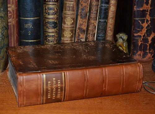 Roman History by Velleius 1719 .