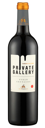 PRIVATE GALLERY SYRAH GRENACHE SM