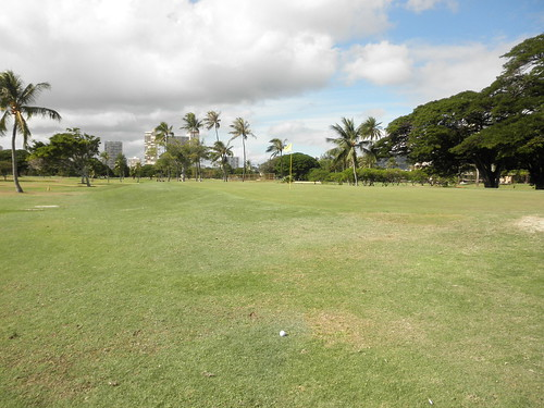 Ala Wai Golf Course 079