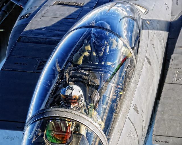 6070 Bolar F-15E WSO Thumbs up!