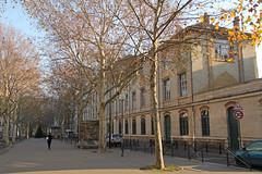 Rue Belliard - Paris (France)