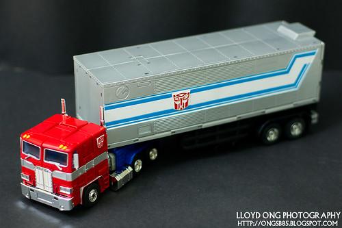 Full Truck Mode