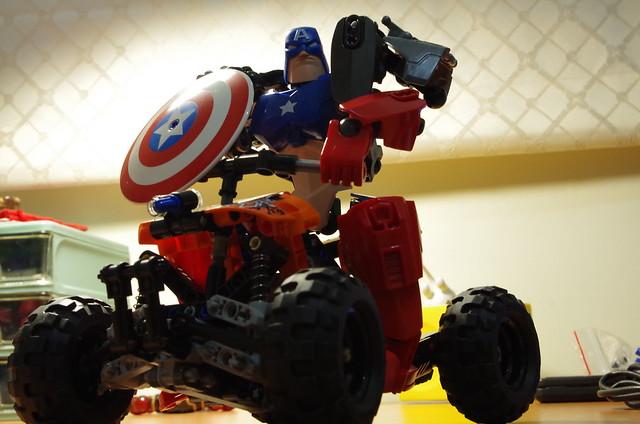 LEGO新玩法(誤)