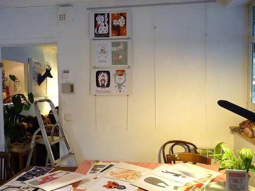 Work in progress by la casa a pois