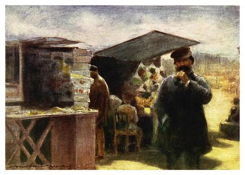 008-Paseando por el Boulevard-Paris (1909)-Mortimer Menpes
