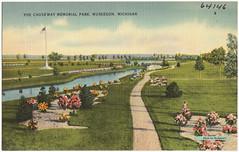 The Causeway Memorial Park, Muskegon, Michigan