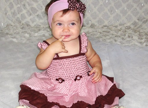 Vestido Casinha de Abelha by Cute for Baby by Mirian Rezende
