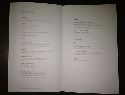 menu open
