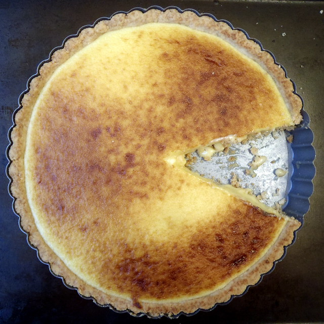Thomas Keller's lemon tart