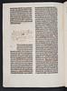 Annotation in Bartholomaeus Anglicus: De proprietatibus rerum [Dutch]