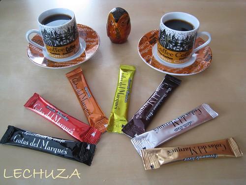 CAFES Y GOTAS