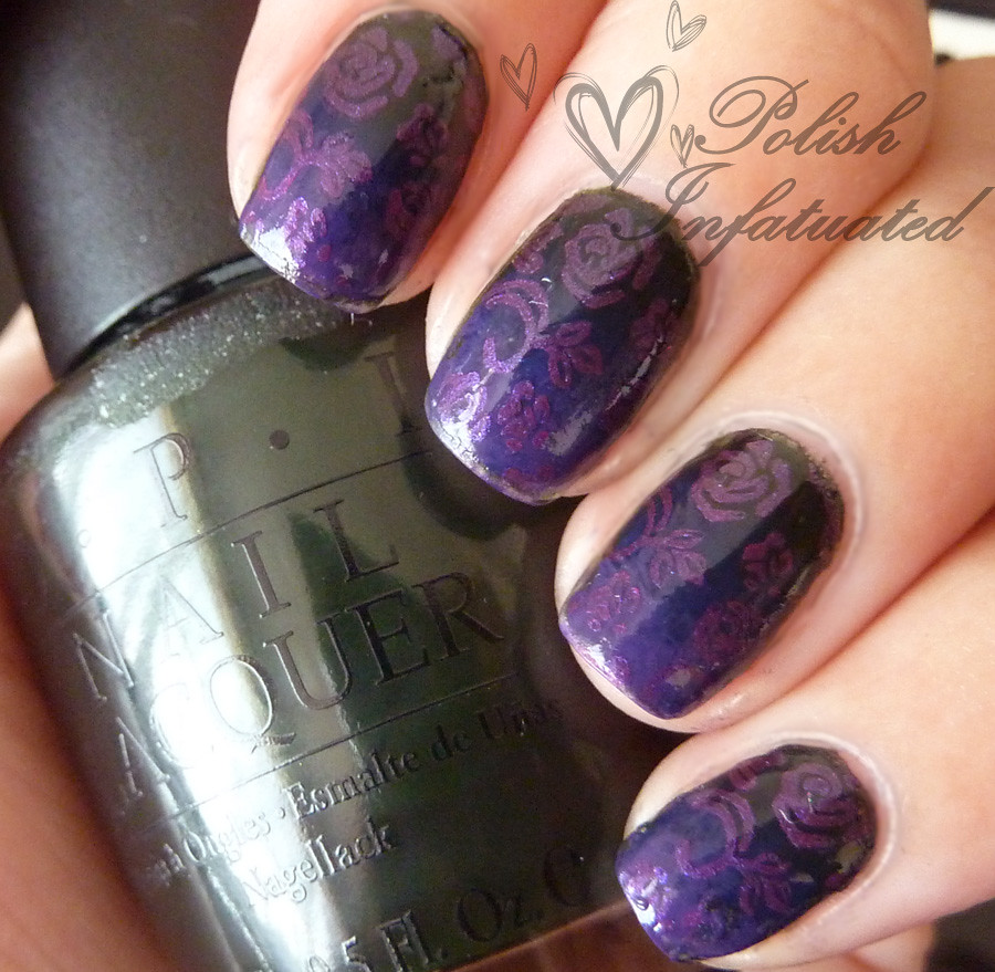 gradient stamping