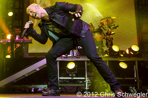 Daughtry - 12-05-12 - Fox Theatre, Detroit, MI