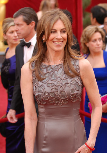 Kathryn Bigelow back in 2010 when she took home the Oscar for Best Director