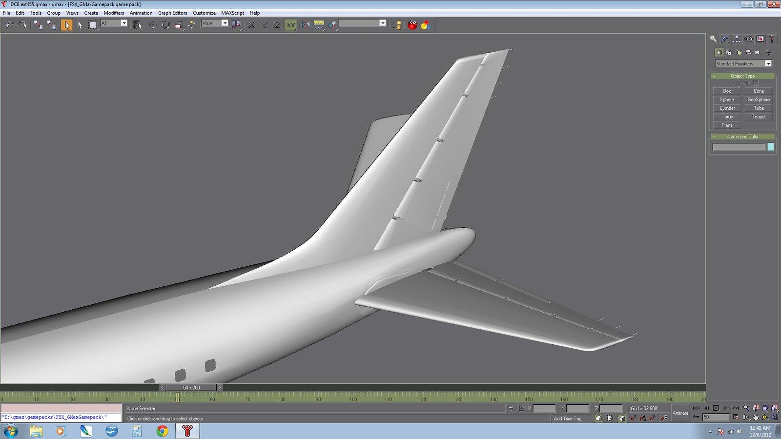 FSX - DC-8 50 series update | FSDeveloper