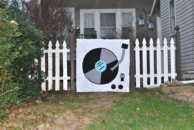 Turntable Quilt
